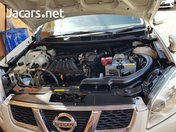 Nissan Dualis 2,0L 2013-11