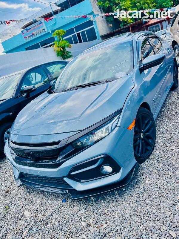 Honda Civic 1,5L 2020-1