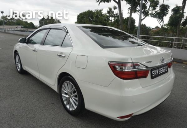 Toyota Camry 2,5L 2016-3