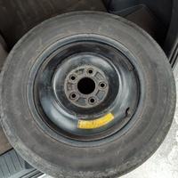 Spare Rim and Tyre - 5 Lug