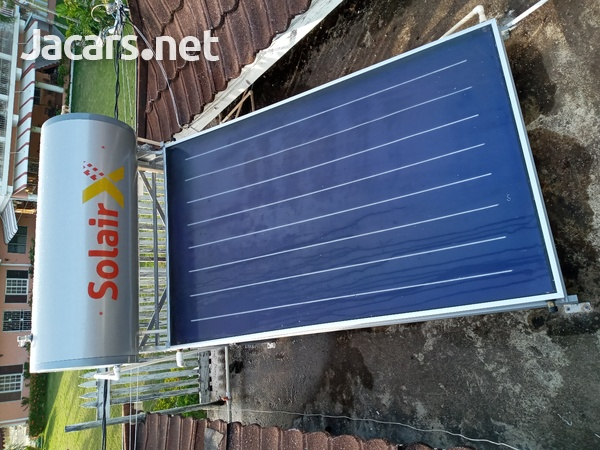 Solar Water Heater.-2