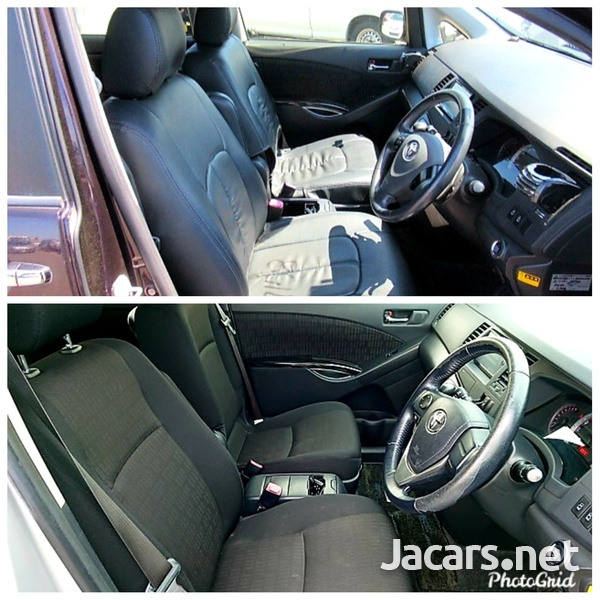 Toyota Isis 2,0L 2012-8