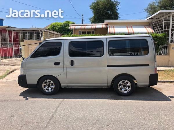 Nissan Caravan 2,0L 2002-3