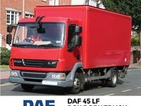 DAF 45LF BOX BODY TRUCK