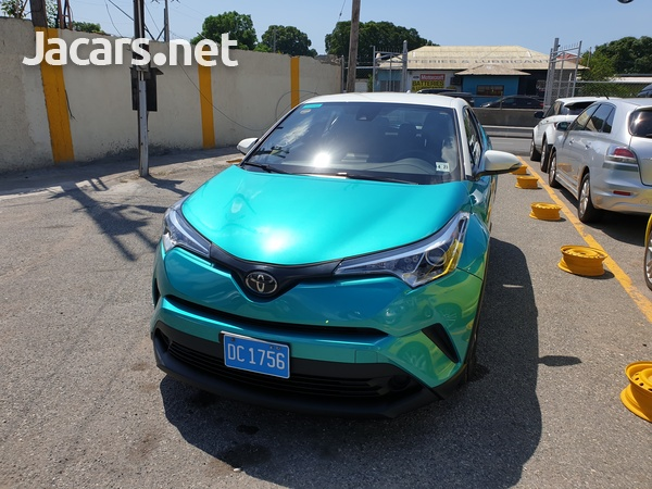 Toyota C-HR 2,0L 2018-2