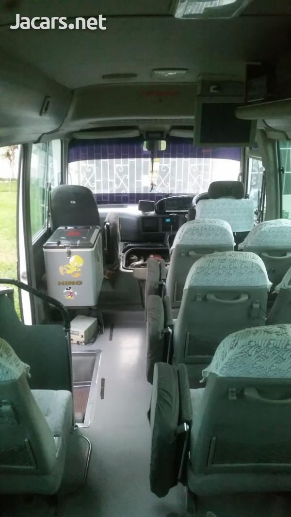 2006 Hino Liesse Coaster Bus-2