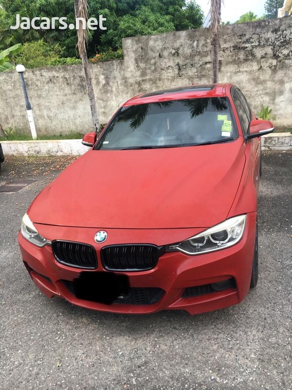 BMW 3-Series 2,0L 2015-9