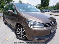 Volkswagen Touran 1,4L 2013