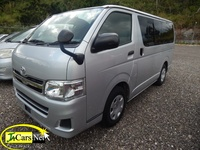 Toyota Hiace 0,4L 2013
