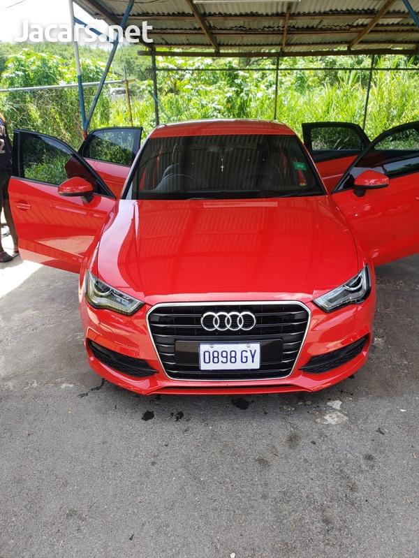 Audi A3 1,8L 2016-1