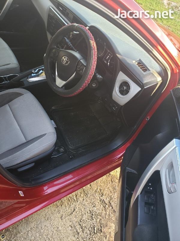 Toyota Corolla 1,6L 2019-6