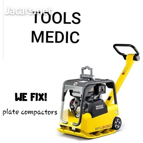 Tools repair and service-1