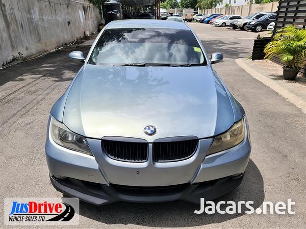 BMW 3-Series 2,0L 2007-2
