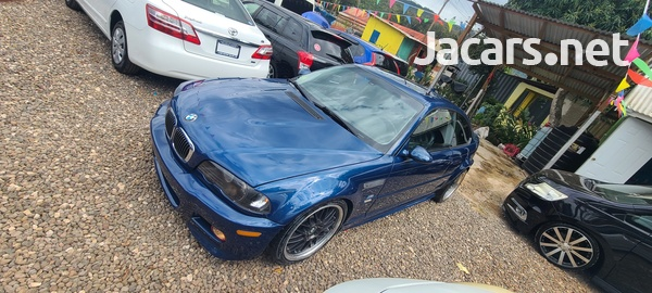 BMW M3 3,0L 2002-2