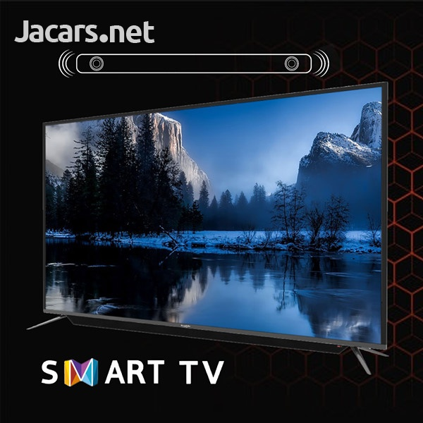 43 inches NEX AND BLUESONIC WIFI SMART LED T.V. CURVED-3