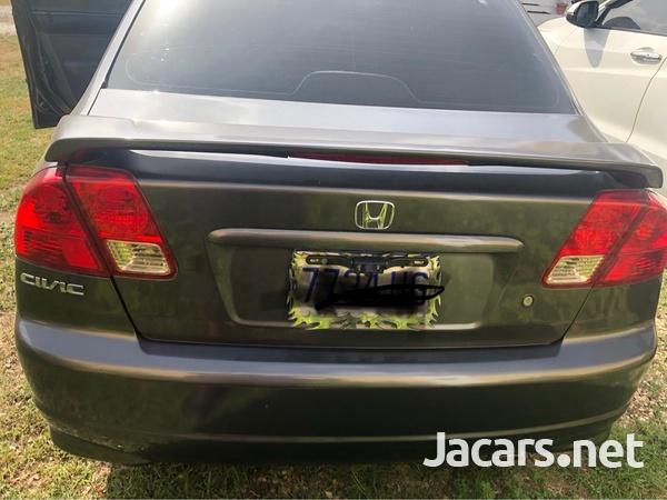 Honda Civic 1,7L 2005-3