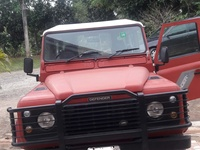 Land Rover Defender 1,4L 1997