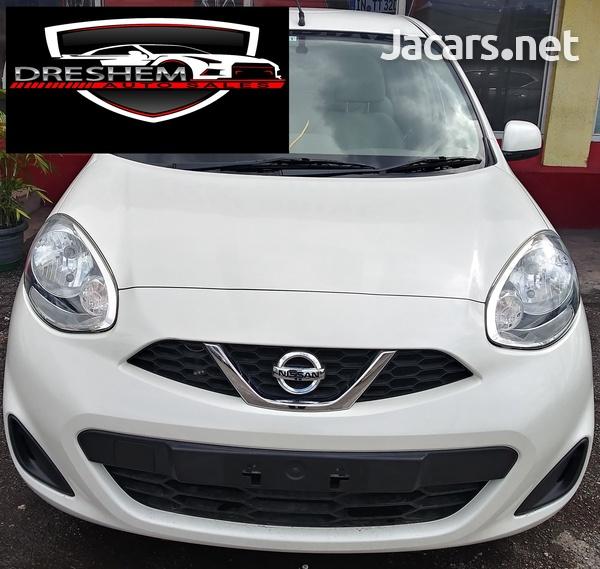 Nissan March 1,2L 2017-1