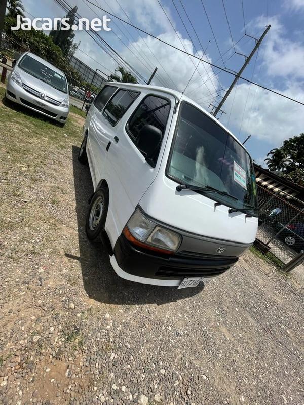 Toyota Hiace 1998-8