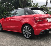 Audi A1 1,4L 2014
