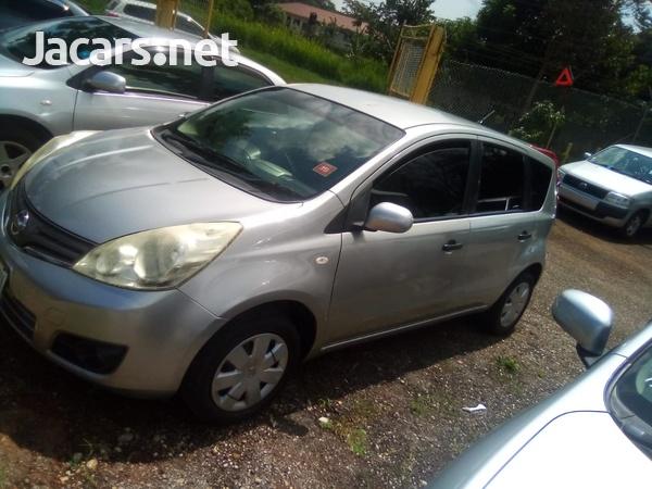 Nissan Note 1,3L 2010-6