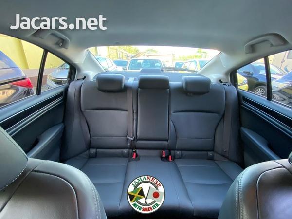 Subaru Legacy 2,5L 2015-12