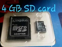 SD cards and flash drives