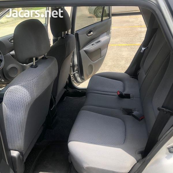 Nissan Wingroad 1,5L 2013-2