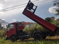 Nissan Cabstar tipper 2004 newly imported
