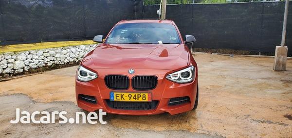 BMW 1-Series 3,5L 2013-4