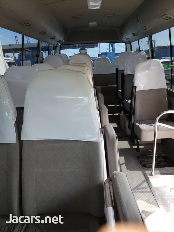 2012 Hino Liesse Coaster Bus-2
