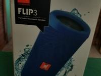 JBL Flip3 Bluetooth speaker