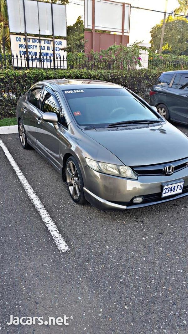 Honda Civic 1,7L 2008-1