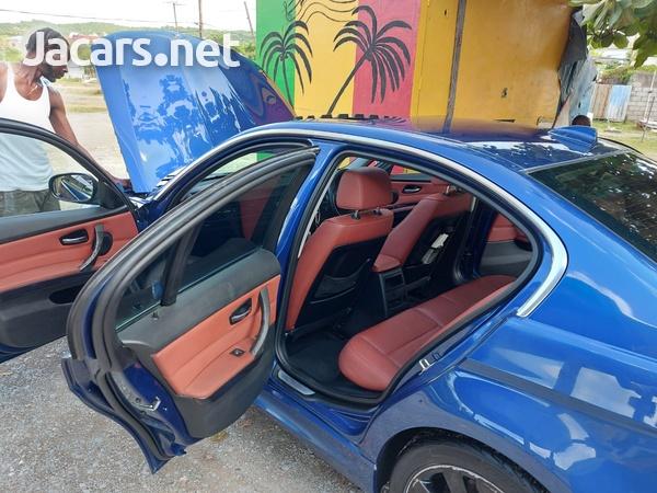 BMW 3-Series 3,0L 2011-2