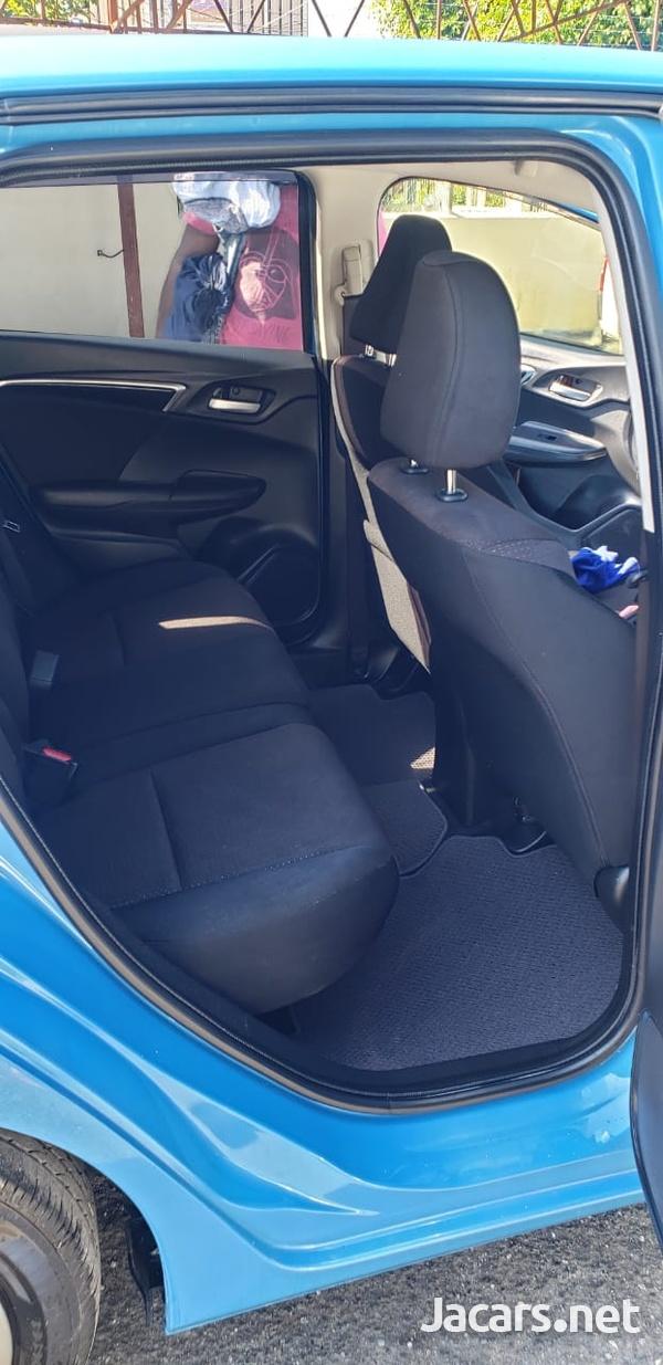 Honda Fit 1,4L 2014-7