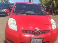 Toyota Vitz 1,3L 2008