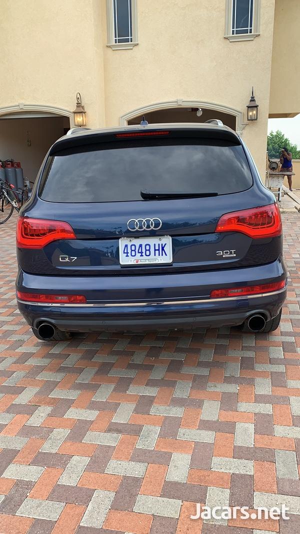 Audi Q7 3,0L 2014-2