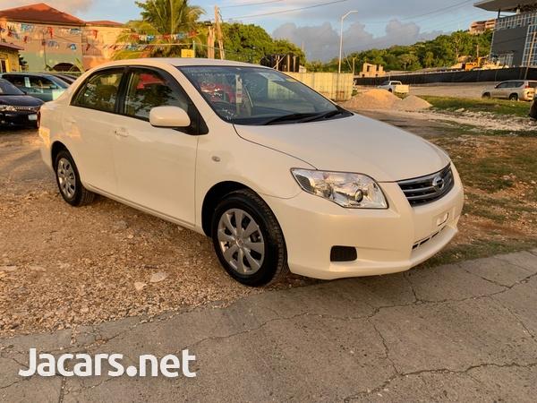 Toyota Axio 1,5L 2012-2