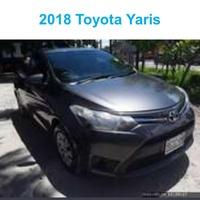 Toyota Yaris 1,5L 2018