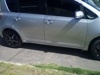 Toyota Ractis 7,5L 2010