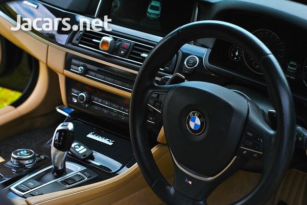 BMW 5-Series 2,0L 2014-6