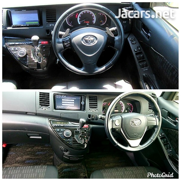Toyota Isis 2,0L 2012-12