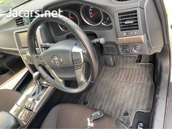 Toyota Mark X 2,4L 2016-7