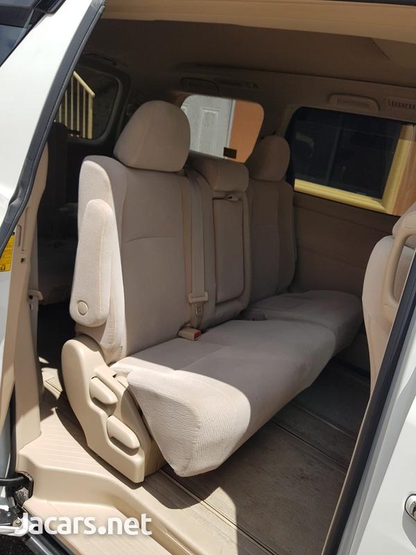 Toyota Alphard 3,4L 2014-5