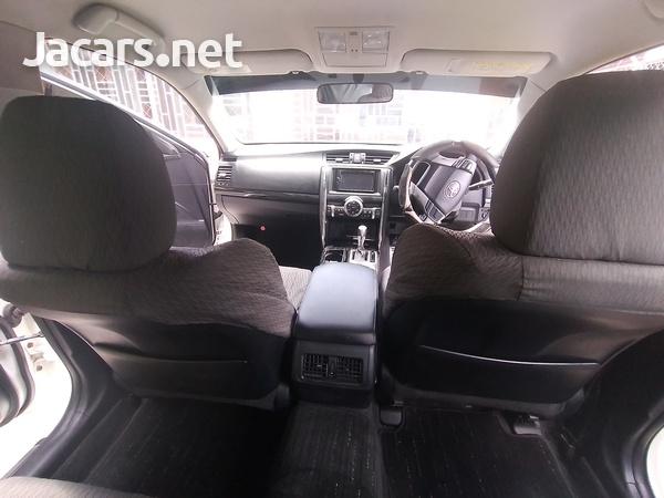 Toyota Mark X 2,5L 2011-13