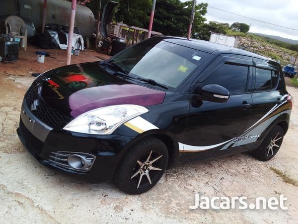 Suzuki Swift 1,2L 2016-14