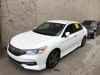 Honda Accord 1,8L 2016