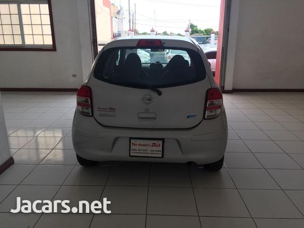 Nissan March 1,2L 2012-4