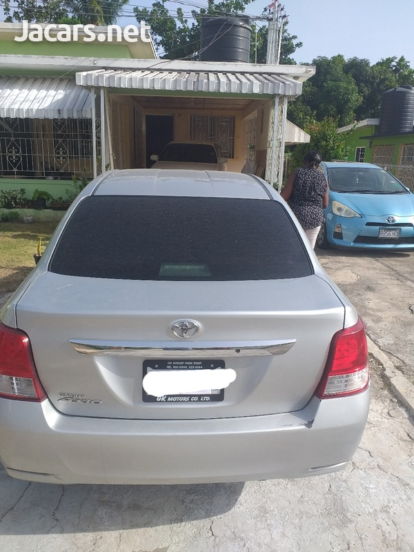 Toyota Axio 2,1L 2014-2