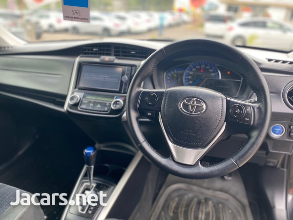Toyota Fielder 1,5L 2014-9